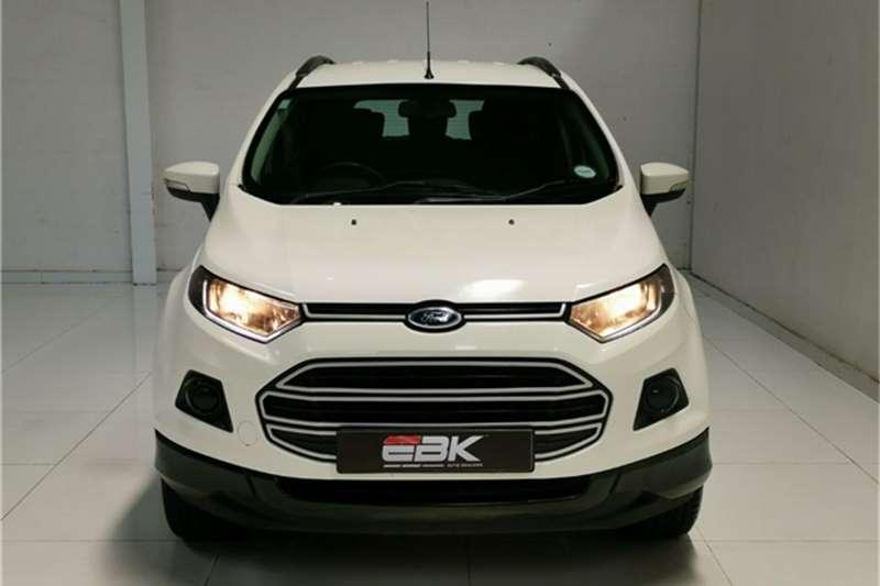 2014 Ford EcoSport EcoSport 1.5TDCi Trend