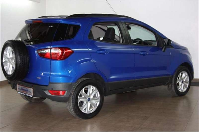 Ford Ecosport 1.5TDCi Trend 2015