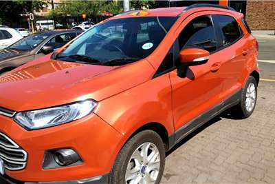Used 2015 Ford Ecosport 1.5TDCi Trend