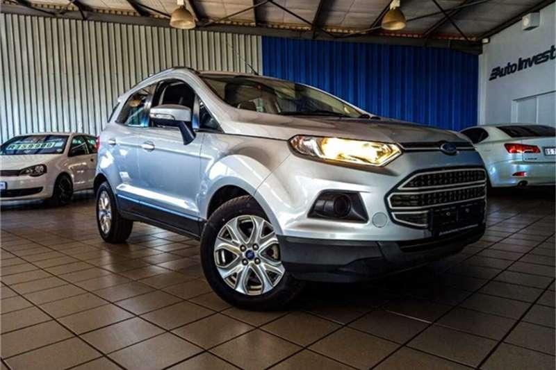 Ford EcoSport 1.5TDCi Trend 2015
