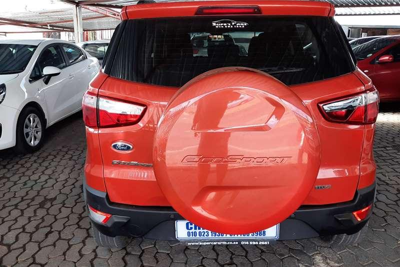 2015 Ford EcoSport EcoSport 1.5TDCi Trend