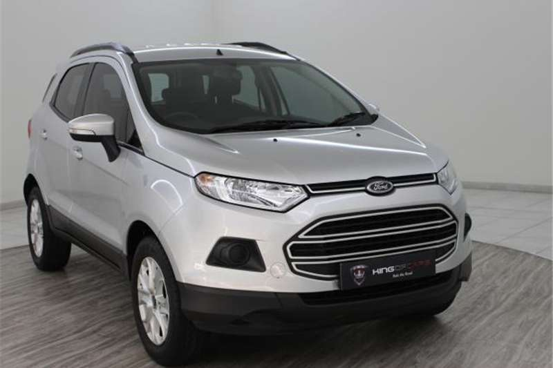 Ford Ecosport 1.5TDCi Trend 2016