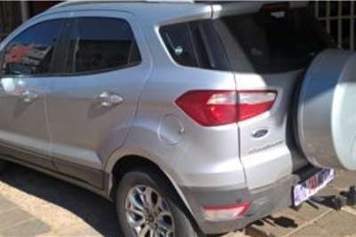 Used 2016 Ford Ecosport 1.5TDCi Trend