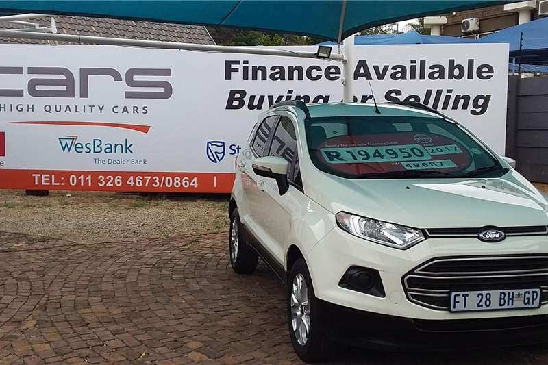 Ford Ecosport 1.5TDCi Trend 2017