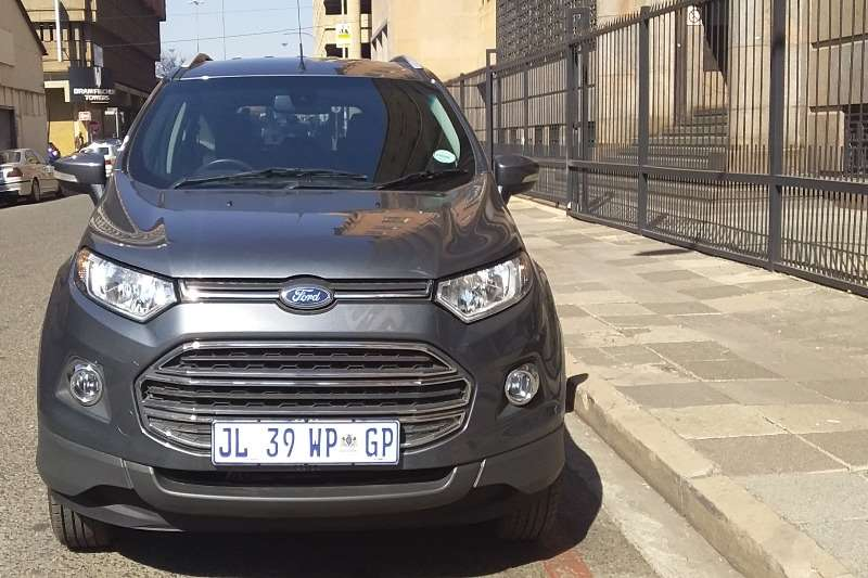 Used 2017 Ford Ecosport 1.5TDCi Trend