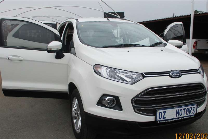 Ford Ecosport 1.5TDCi Trend 2018