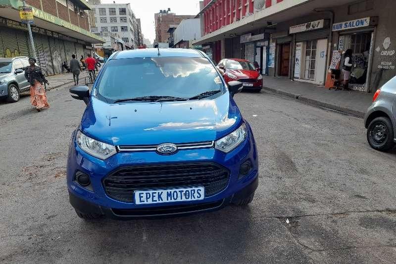 2018 Ford EcoSport EcoSport 1.5TDCi Trend