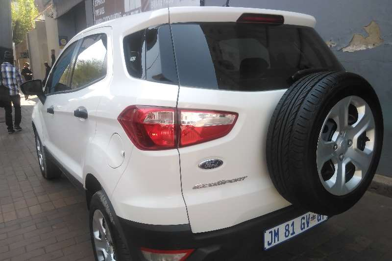 Used 2020 Ford Ecosport 1.5TDCi Trend
