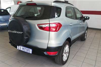 Ford Ecosport 1.5TiVCT AMBIENTE 2013