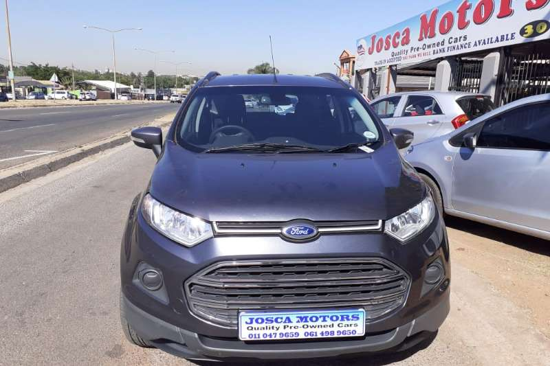 Ford Ecosport 1.5TiVCT AMBIENTE 2015