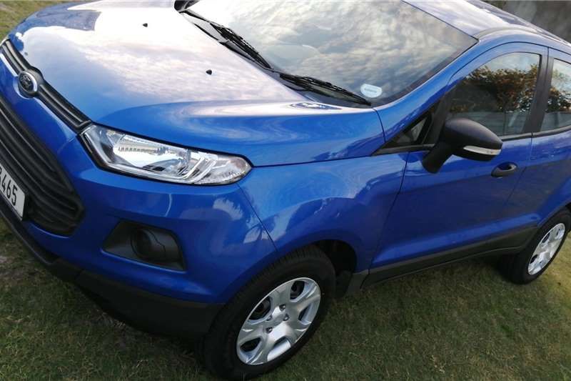 Ford Ecosport 1.5TiVCT AMBIENTE 2017