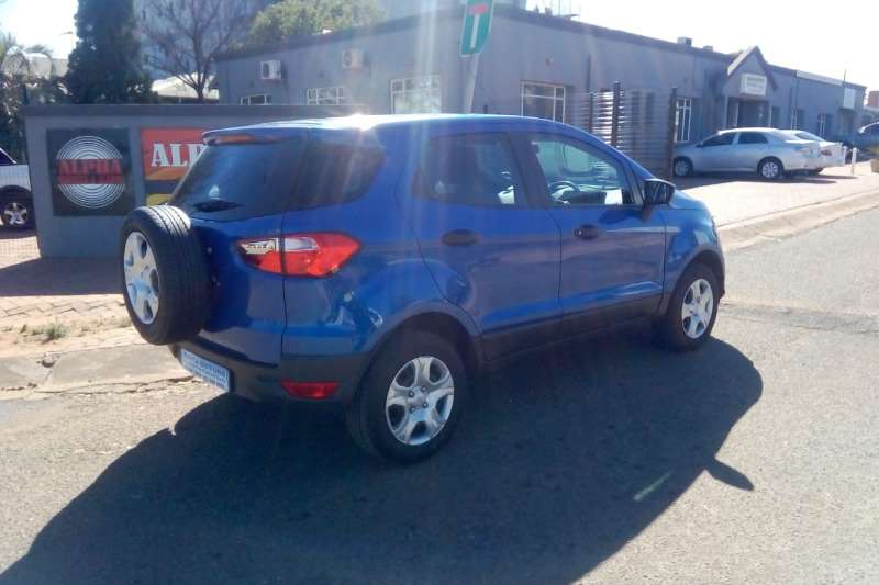 Ford EcoSport 1.5TiVCT AMBIENTE 2018