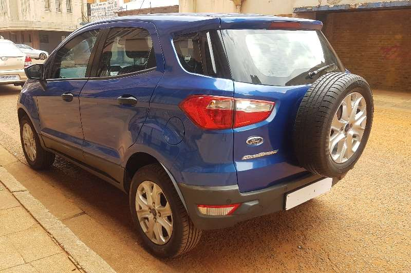 Ford Ecosport 1.5TiVCT AMBIENTE A/T 2018