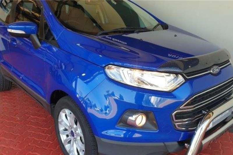 Ford Ecosport 1.5TiVCT Titanuim 2017