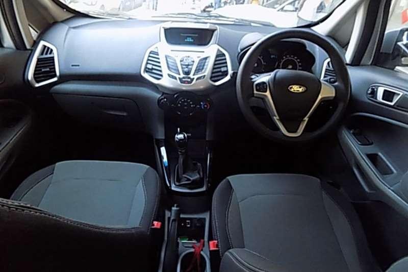 Ford Ecosport 2,0 manual 2014