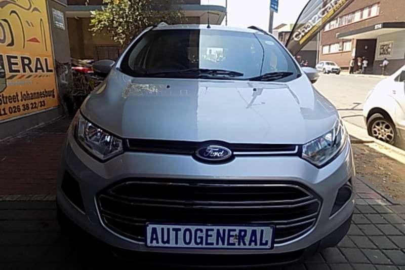 Ford Ecosport 2,0 manual diesel 2014