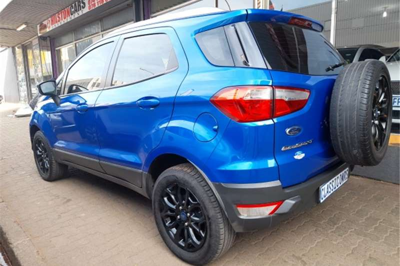 Used 2014 Ford Ecosport