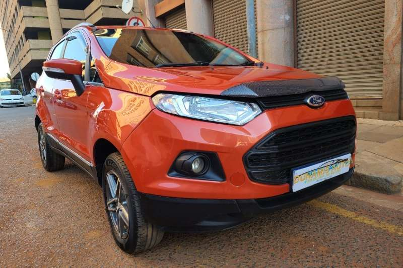 Used 2015 Ford Ecosport