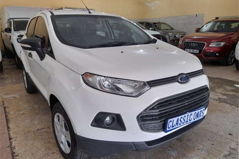 Used 2016 Ford Ecosport