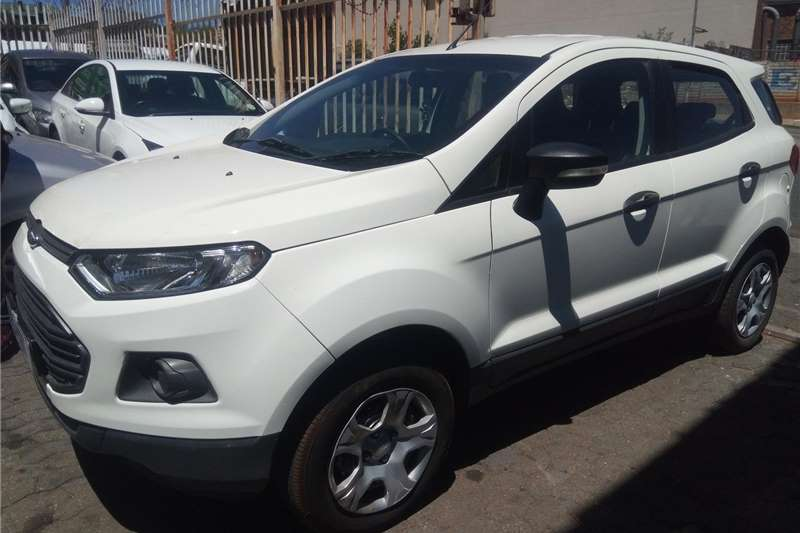 Used 2017 Ford Ecosport