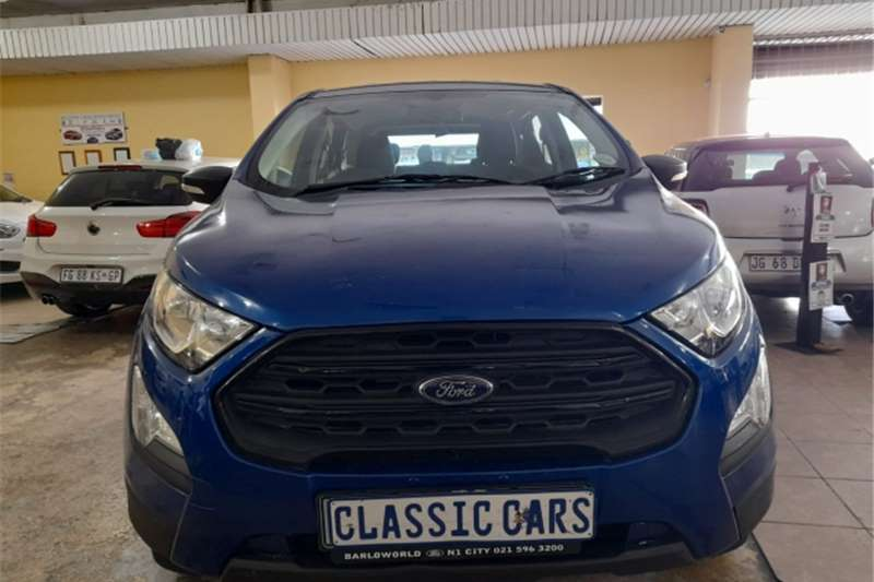 Used 2019 Ford Ecosport