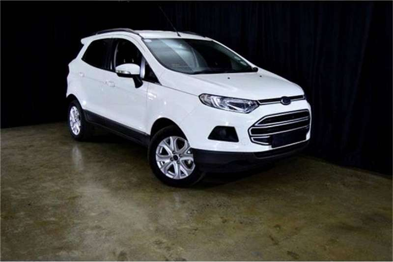2018 Ford EcoSport 1.5TDCi Trend