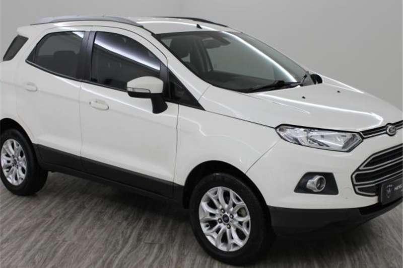 2013 Ford EcoSport 1.0T Titanium