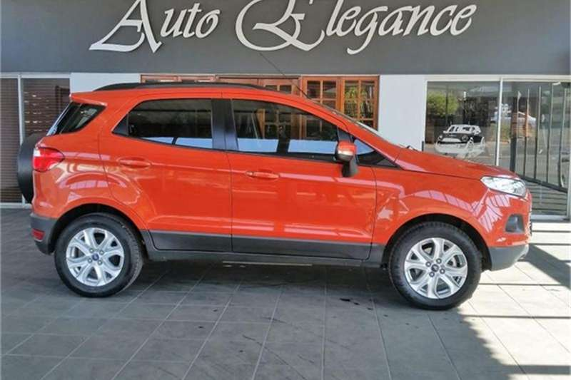 2014 Ford EcoSport 1.5TDCi Trend