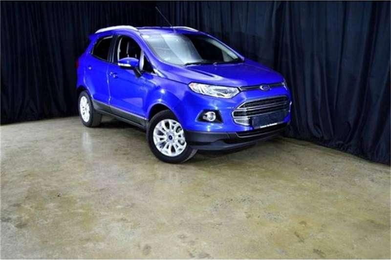 2018 Ford EcoSport 1.5 Titanium auto
