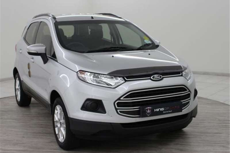 2013 Ford EcoSport 1.5TDCi Trend