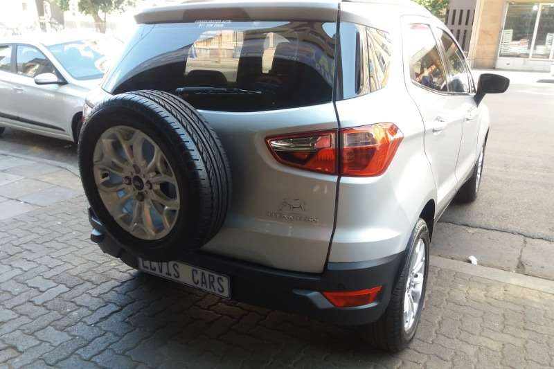 2014 Ford EcoSport 1.5 Titanium auto