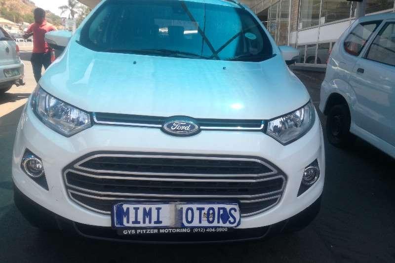 2017 Ford EcoSport 1.0T Titanium