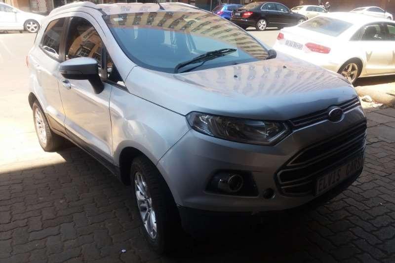 2015 Ford EcoSport 1.0T Titanium