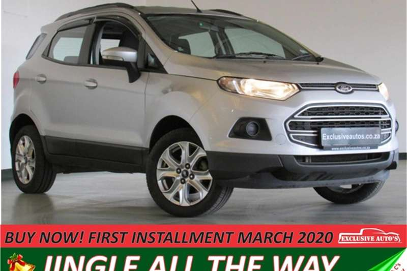 2013 Ford EcoSport 1.0T Trend
