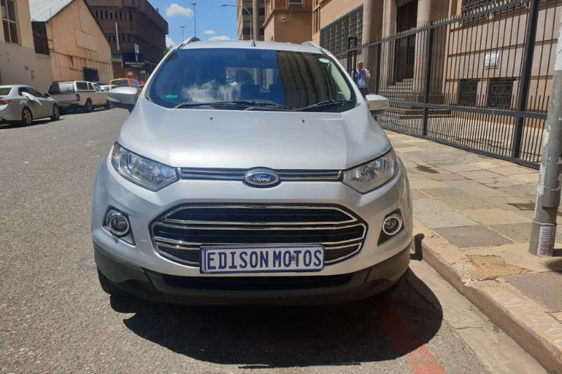 2016 Ford EcoSport ECOSPORT 1.0 ECOBOOST TREND A/T