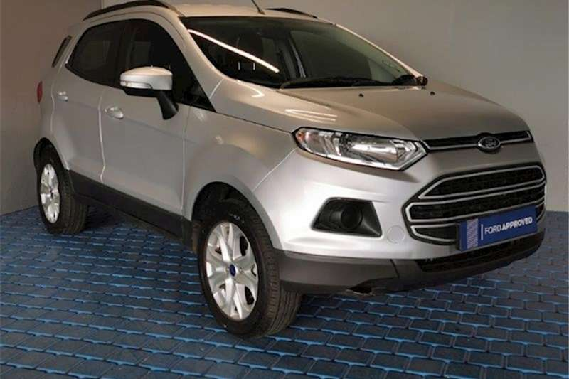 2016 Ford EcoSport 1.5TDCi Trend