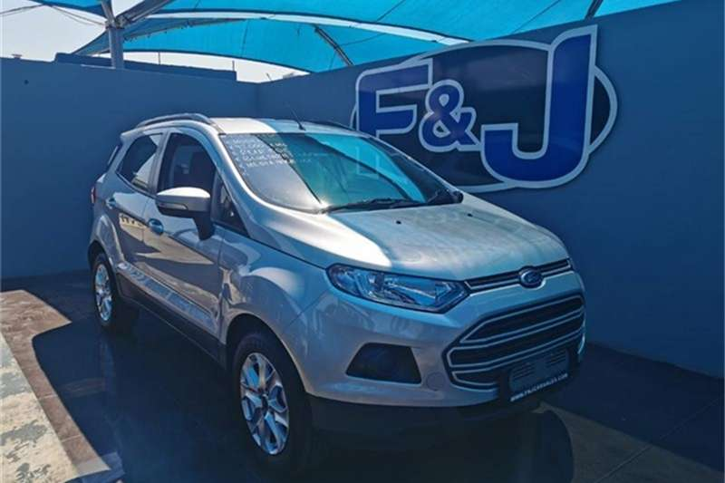 2015 Ford EcoSport 1.0T Trend