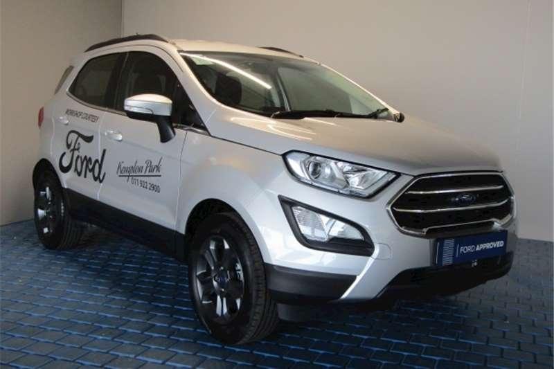 2020 Ford EcoSport ECOSPORT 1.0 ECOBOOST TREND