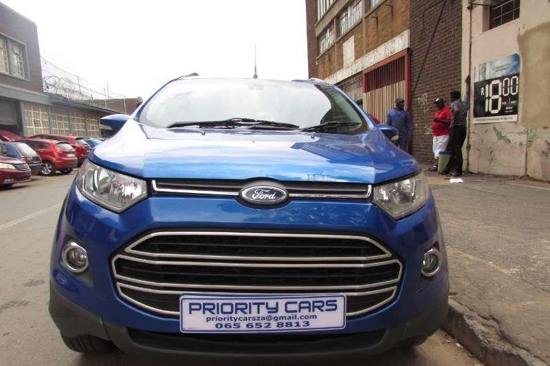 2016 Ford EcoSport 1.0T Titanium