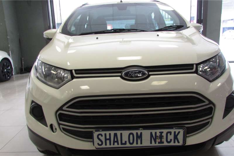 2012 Ford EcoSport 1.5TDCi Trend