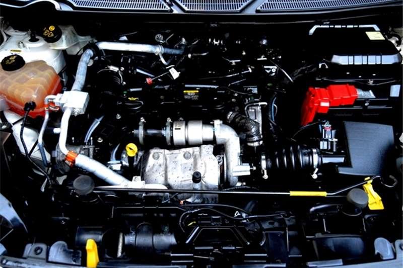 2016 Ford EcoSport 1.5TDCi Trend