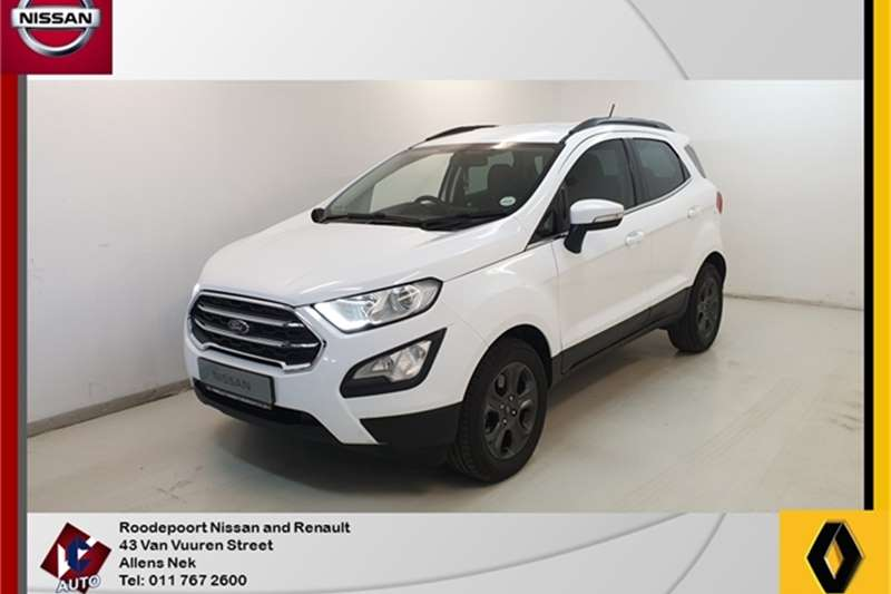 2018 Ford EcoSport ECOSPORT 1.0 ECOBOOST TREND A/T