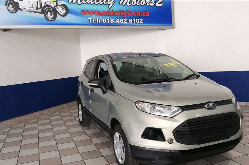 2014 Ford EcoSport 1.5 Ambiente