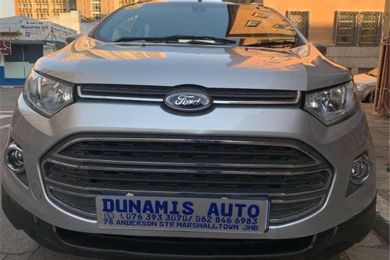2017 Ford EcoSport 1.5 Titanium auto