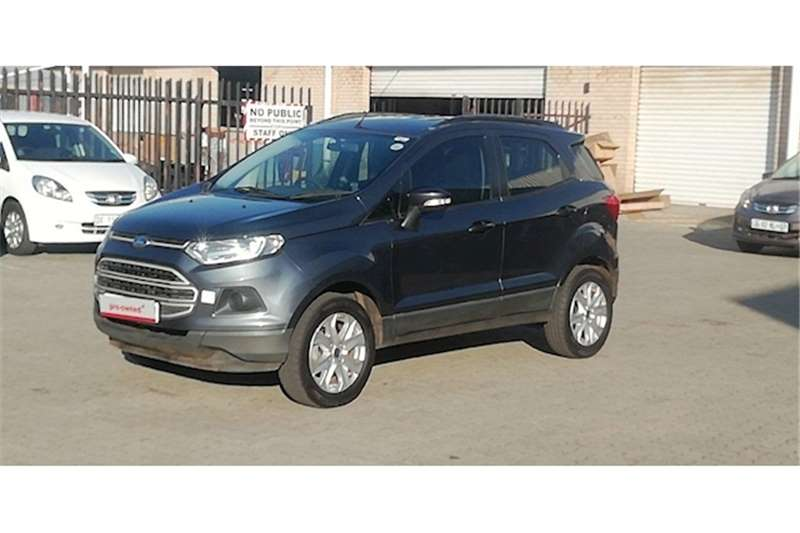 2014 Ford EcoSport 1.0T Trend