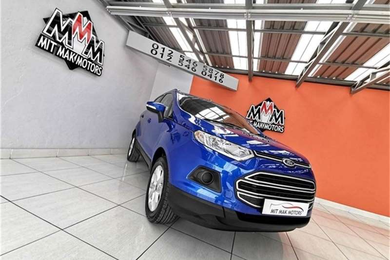 2016 Ford EcoSport 1.0T Trend