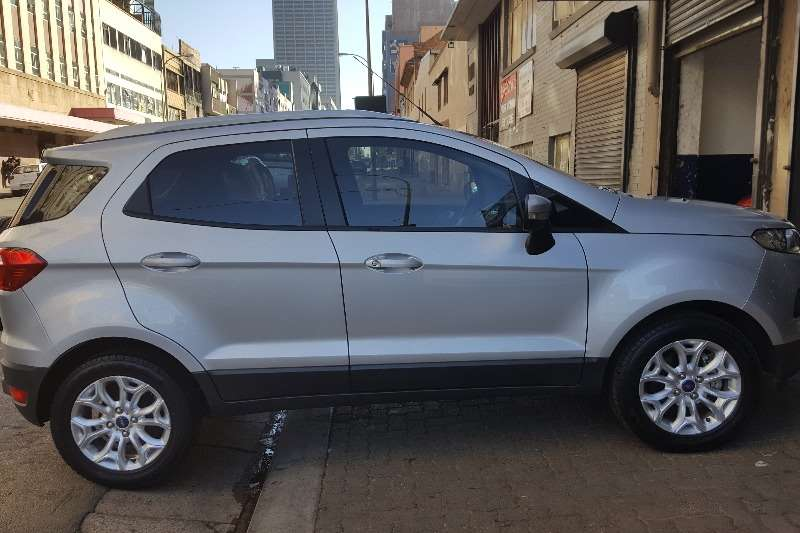 2014 Ford EcoSport ECOSPORT 1.0 ECOBOOST TITANIUM