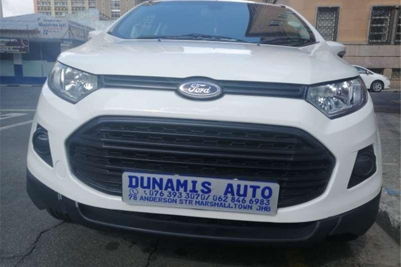 2014 Ford EcoSport 1.5 Ambiente