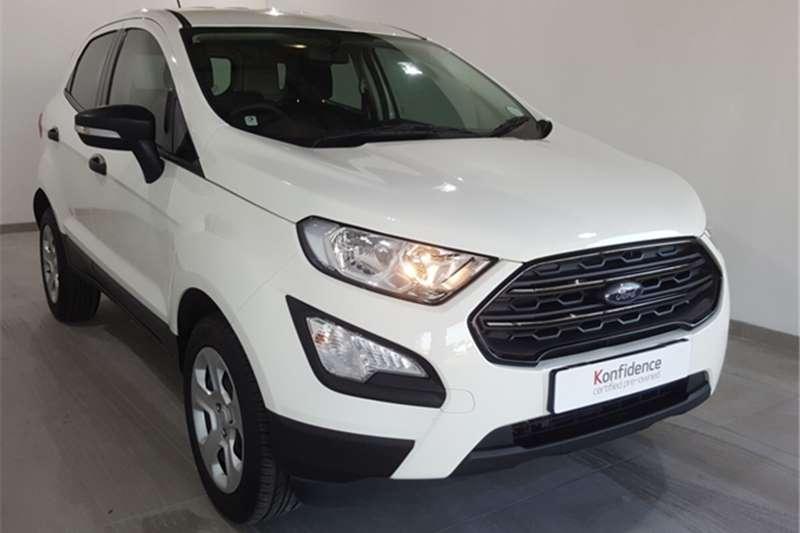 2019 Ford EcoSport ECOSPORT 1.5TDCi AMBIENTE