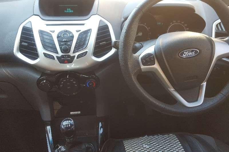 2017 Ford EcoSport ECOSPORT 1.0 ECOBOOST TREND